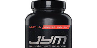 Alpha Jym by Jym Supplement Science