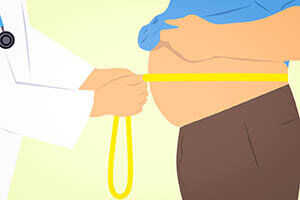 Body Fat Lowers Testosterone