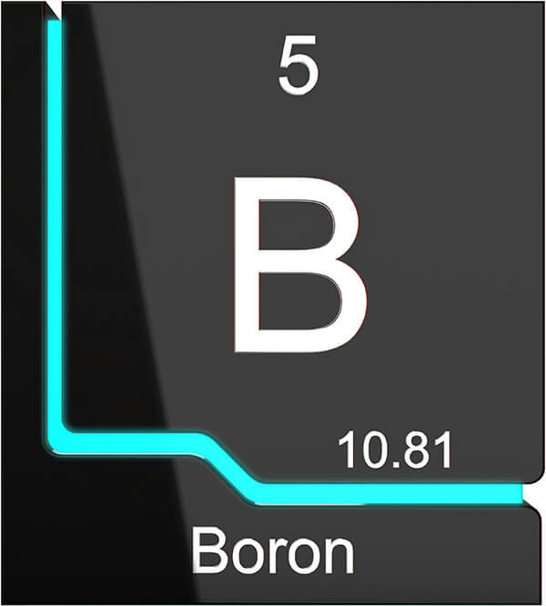 Boron Increases Testosterone