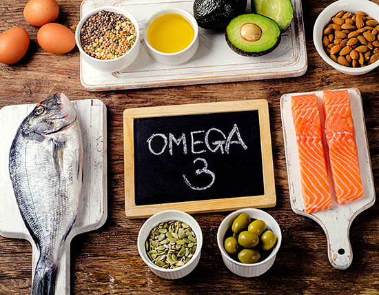 Omega 3 Fatty Acids, Fish Oil and Your Testosterone