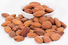 almonds boost testosterone