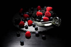 Dark Berries Boost Testosterone