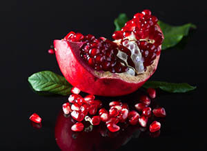 Pomegranate and CrossFit