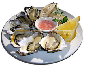 Oysters Boost Testosterone
